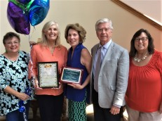 MV award- First United Methodist Women 9-17